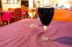 A glass of red wine  Las Vegas Restaurant Sierpe, Costa Rica #food #foodie