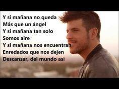 El mundo Pablo Lopez letra - YouTube