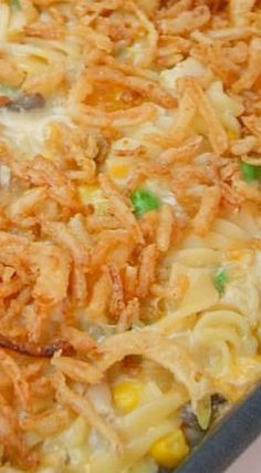 Chicken Crunch Casserole A creamy, crunchy chicken casserole that goes together in minutes using a store-bought rotisserie chicken! Great Chicken Recipes, Chicken Parmesan Recipes, Recipe Chicken, Dinner Casserole Recipes, Casserole Dishes, Casserole Ideas, Ritz Chicken Casserole, Healthy Chicken Casserole, Hotdish Recipes