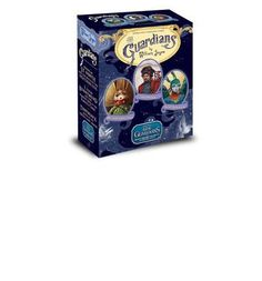 This boxed set of the first three Guardians books is the perfect companion to the Rise of the Guardians movie!