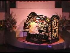 Lowrey Prestige - Organ Tones - YouTube