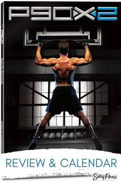 P90X2 review to find out what equipment is required, how it varies from the original program, how long the workouts are and get a printable workout calendar. #p90x2 #p90x #beachbody