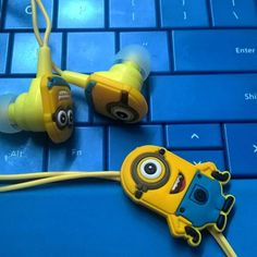 These blends so well together. #Microsoft #Surface #keyboard #minions #earphones #gadget #Cute #ff #instagram   via Earphones on Instagram - Best Sound Quality Audiophile Headphones and High-Fidelity Premium Earbuds for Hi-Fi Music Lovers by AudiophileCans