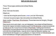 Reflexión Evaluar M Learning, Apps, Socialism, Social Science, Tecnologia, Activities, App, Appliques