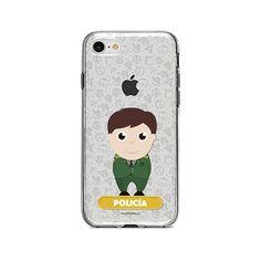 Case - El case del policía, encuentra este producto en nuestra tienda online y personalízalo con un nombre o mensaje. Phone Cases, Store, Messages, Phone Case
