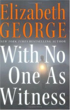 With No One As Witness (Thomas Lynley and Barbara Havers Novels) by Elizabeth George http://www.amazon.com/dp/0060545607/ref=cm_sw_r_pi_dp_0MU8tb09BRN6F