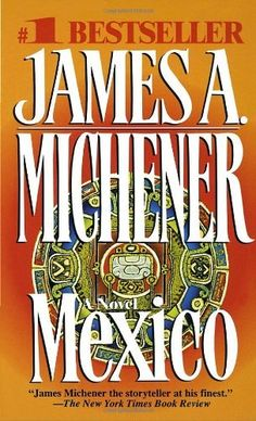 One of my favorite books by James Michener New Books, Good Books, Books To Read, Beach Reading, Love Reading, James A Michener, Classic Books, Book Authors, Paperback Books