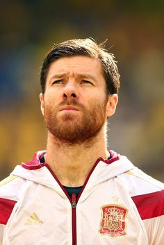 Xabi Alonso - Spain | The Best Beards Of The World Cup