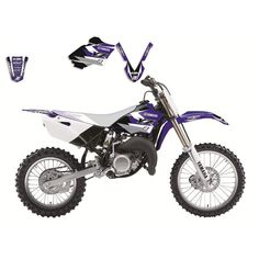 Kit Déco YZ85 15 Dream Graphic III Blackbird 78101994 : Equipement cross & Tenue Motocross - anais-discount.com