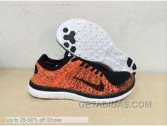 c8c6f064e5 Nike Women Flyknit 3.0 Black Bright Crimson Running Shoes Free Shipping