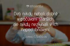 Deti nikdy neboli dobré v počúvaní starších, ale nikdy nezlyhali v ich…