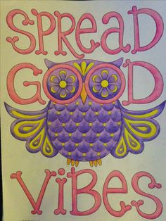 Amazon Good Vibes Coloring Book Is Fun
