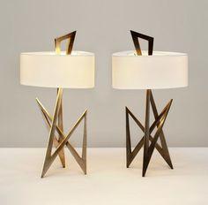 Hervé Van der Straetens Light Fixtures and Furniture at Ralph Pucci International : Architectural Digest