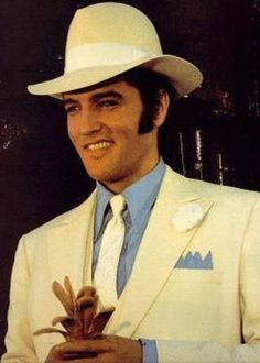 Beautiful Elvis! Gorgeous Elvis! On the set of 'The Trouble With Girls'