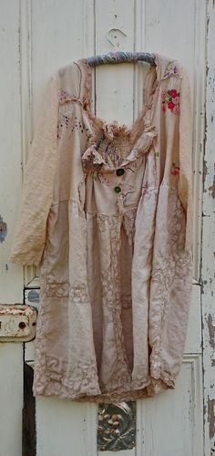 Vintage Prairie Jacket MegbyDesign