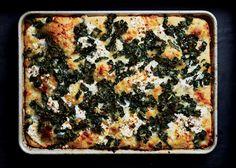 Spicy Tuscan Kale and Ricotta Grandma Pie http://www.bonappetit.com/recipes/slideshow/ricotta-cheese-recipes-ideas#2