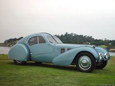 Bugatti Type 57 SC Atlantic (1936)
