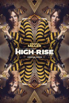 NZIFF 2016 - High Rise starring Tom Hiddleston, Luke Evans & Sienna Miller. Screening across New Zealand.