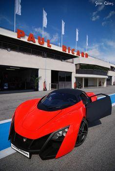 Test Drive Marussia - Paul Ricard HTTT | by calians.sevan
