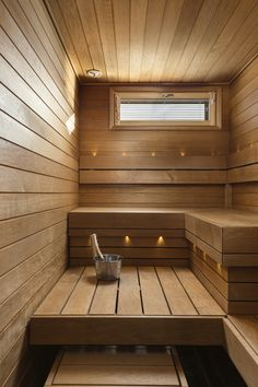 Sauna House, Sauna Room, Indoor Sauna, Traditional Saunas, Sauna Design, Interior And Exterior, Interior Design, Spa Rooms, Steam Room