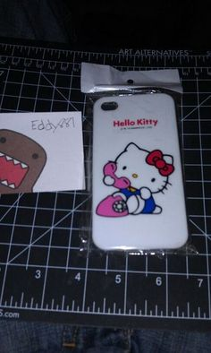 New Hello Kitty iPhone 4/s Case Protector