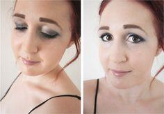 Get the Look: Grey Smokey Eye #makeup #makeupaddict #makeuplook #beauty #beautyblogger #bblog #bblogger #fotd #makeupproducts