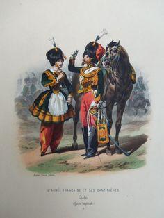 Guides de la garde impériale