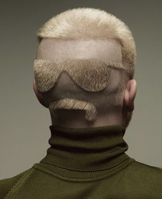 There really are ...no words! Only laughter. @Brianna Smith suggested this for wedding hair...I'm considering it