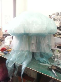 PettiBear's Fashion Roar: Making a Jellyfish costume How To