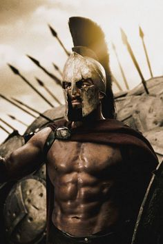 300 Workout - Lean & Mean In Months With Spartan Warrior Training! When the movie came out, men and women everywhere were eager to learn how… 300 Workout, Workouts, Sparta 300, 300 Movie, Film Movie, Spartan Tattoo, Rodrigo Santoro, Warriors Wallpaper, Inglourious Basterds