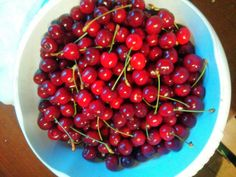 #cherries and some #ideas. Anything else?