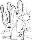 Risultati immagini per dibujos para pintar macetas Cactus Drawing, Cactus Painting, Flower Coloring Pages, Colouring Pages, Cactus Flower, Flower Pots, Cactus Cactus, Cactus House Plants, Indoor Cactus