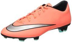 online store 35e31 be564 Nike Men s Mercurial Victory V Fg Soccer Cleat Nike Calcio, Consigli Sul  Calcio, Uomini