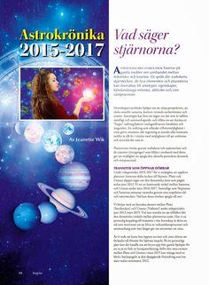 I senast numret av Inspiretidningen kan du läsa om det som är aktuellt just nu ur ett Astrologiskt perspektiv, samt många andra intressanta artiklar som belyser sambandet mellan kropp, sinne och själ. inspiretidningen.com  #astrologi #inspire