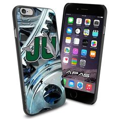Jacksonville Dolphins NCAA Silicone Skin Case Rubber Iphone 6 Case Cover Black color [ Original by WorldPhoneCase ] WorldPhoneCase http://www.amazon.com/dp/B0133EI6ZU/ref=cm_sw_r_pi_dp_upW3vb1281JSW