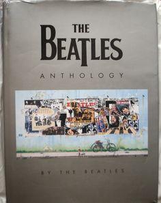 Verita's Sound And Vision: Livro Importado The Beatles Anthology Capa Dura