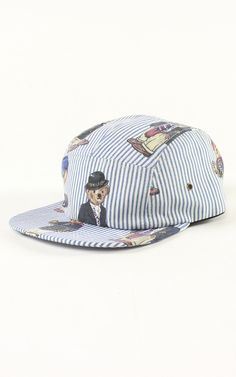 2734a206371 Polo Bear 5 Panel Strapback Hat – F As In Frank Vintage