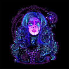 Neon Aquarius and Sagittarius Aquarius And Sagittarius, Aquarius Art, Age Of Aquarius, Aquarius Quotes, Aquarius Images, Pretty Art, Dark Art, Art Inspo, Zodiac Signs