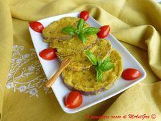 Il Pomodoro Rosso di MAntGra: Cotolette di melanzane