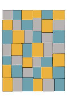 Modern Block of the Month (BOM) ~ Sew Along | Sew Mama Sew