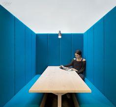 Office Fantastic: Paul Crofts Defies Gravity at London's Fold7