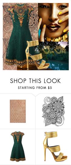"""""""5500 Followers"""" by amymorgan1999 ❤ liked on Polyvore featuring Kas Rugs, Darice, Tola, Valentino and Mia Limited Edition"""