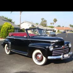 Biff Tannen's 1946 Ford.