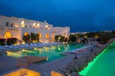 Featuring traditional architecture from Puglia and a panoramic setting in the Mediterranean vegetation Borgo Egnazia Hotel offers 4 swimming pools and a. Borgo Egnazia Savelletri di Fasano Italy R:Apulia hotel Hotels Spa Luxe, Luxury Spa, Luxury Travel, Luxury Hotels, Golf Hotel, Spa Hotel, Design Hotel, Best Hotel Deals, Best Hotels