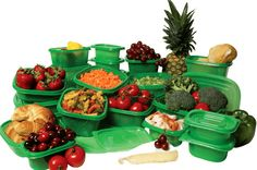 $21 for an Always Fresh Airlock Food Storage Set - Shipping Included