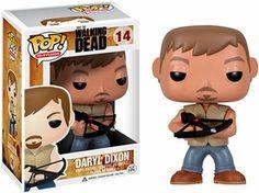 Funko POP! Walking Dead Vinyl Figure Darryl Dixon New! I want him!