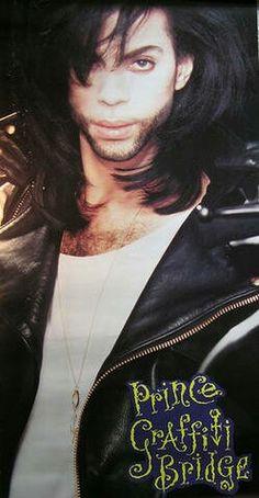 Classic Prince | 1990 Graffiti Bridge - Thieves In The Temple!