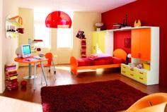 mesmerizing teen bedroom | split complementary color scheme kids rooms | split ...