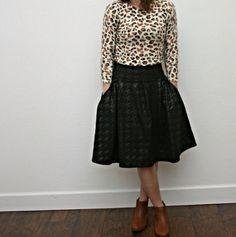 The Caroline skirt