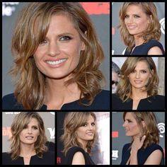 I like her short hair so much <3
